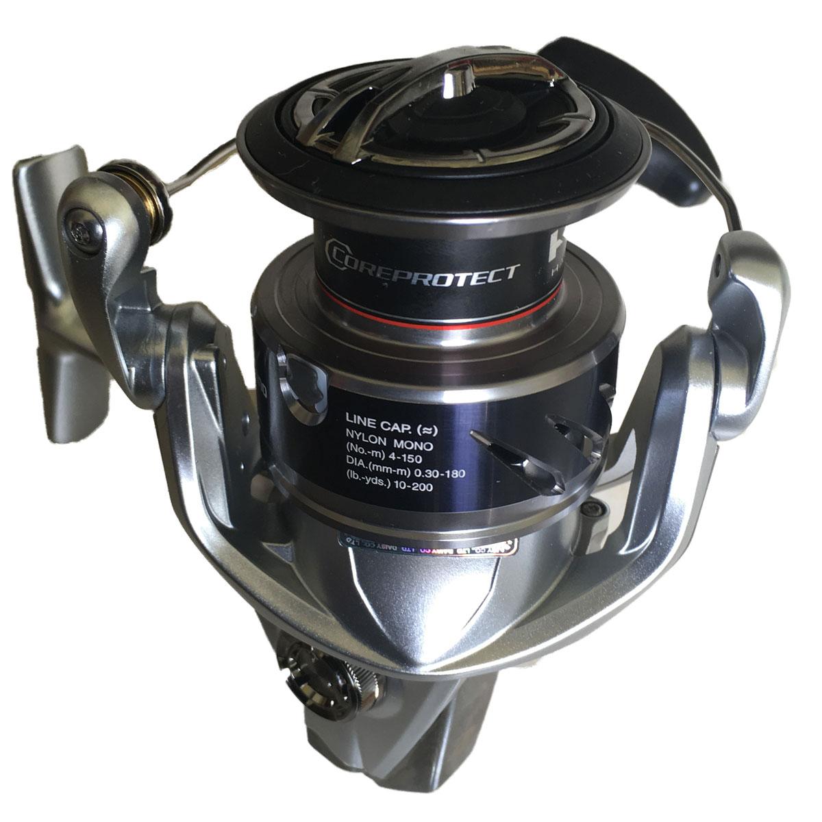 Máy Câu Cá Shimano Spinning Stradic C4000 XG 2015 BH 1 Năm