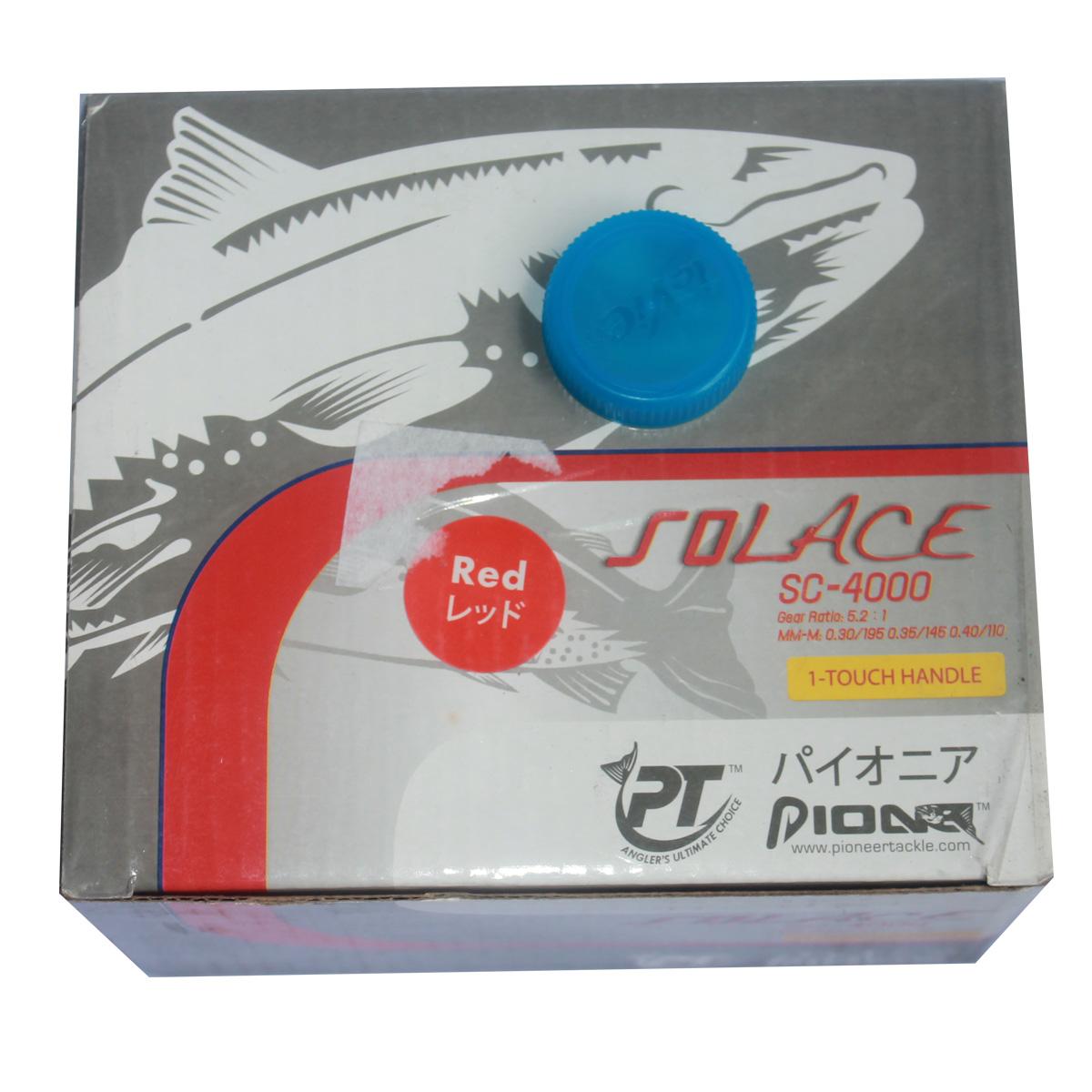 Máy Câu Pioneer Solace 4000 BH 1 Tháng