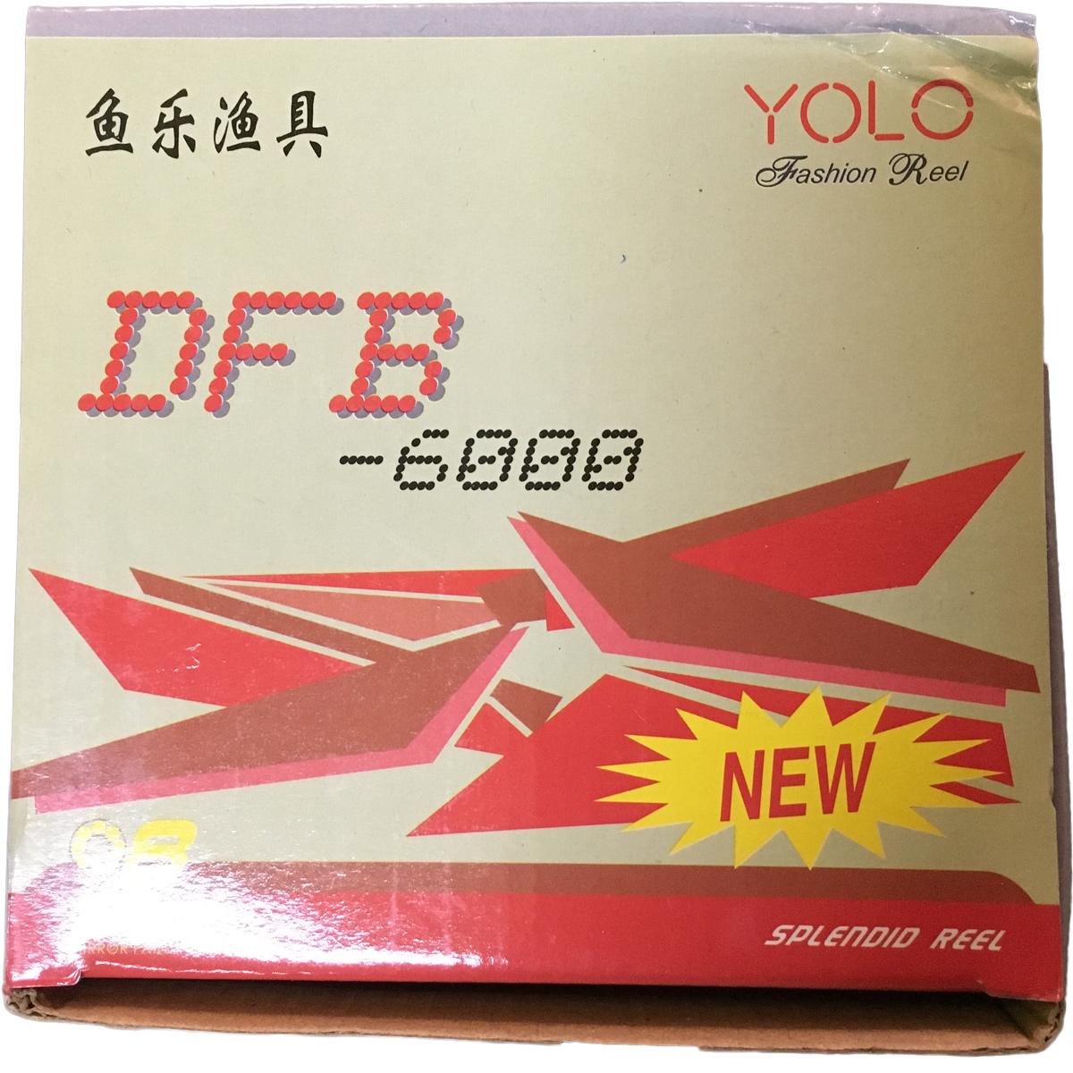 Máy Câu Yolo Magic DFB 6000 - Bảo Hành 3 Tháng Chính Hãng