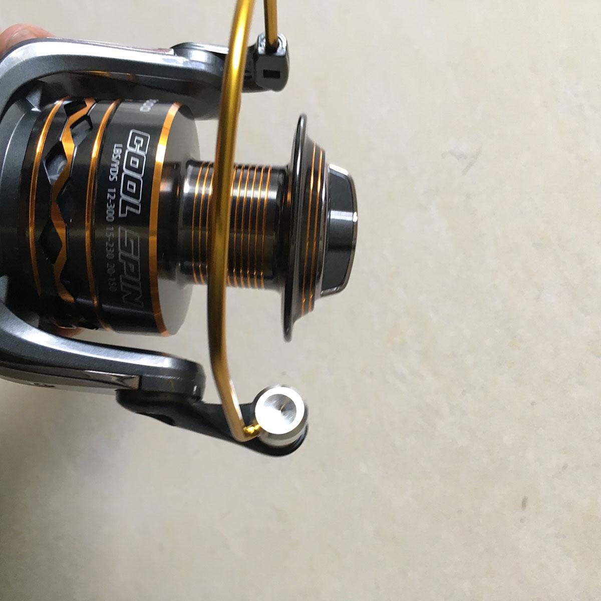 Máy Câu Cá Yolo Cool Spin CS 5000Chính HãngBH 3 Tháng