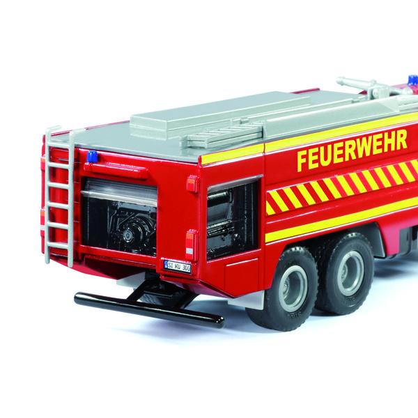 Đồ Chơi Mô Hình Xe -Xe Cứu Hoả Mercedes Zetros SIKU2109