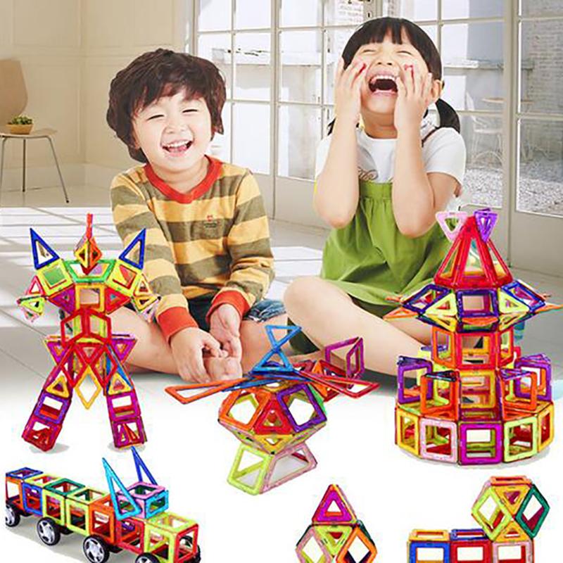 Đồ chơi Xếp Hình Mảnh Ghép Nam Châm 36 Mảnh Ghép - CH105