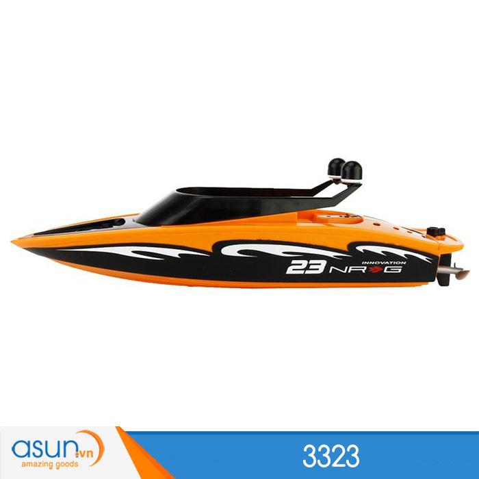Tàu Đua Cano Điều Khiển Từ Xa 3323 Racing Boat 2.4Ghz Cam