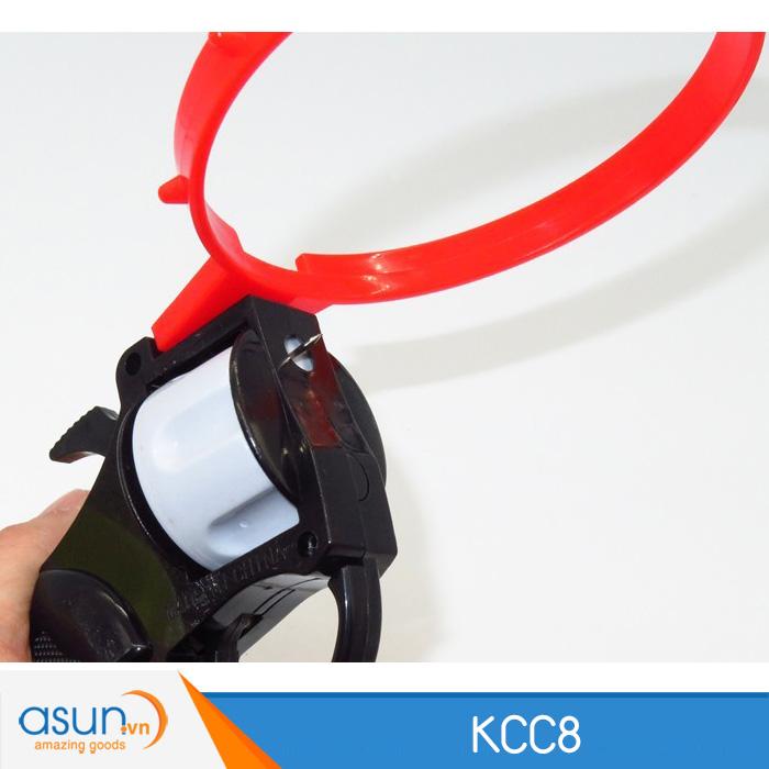 Trò Chơi Thử Thách May Mắn Bắn Súng Bong Bóng KCC8