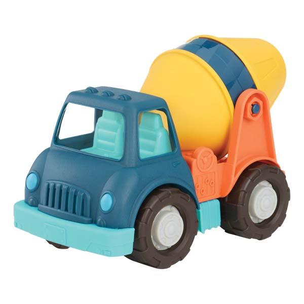 Bộ đồ chơi cho bé - Xe Bồn-VE1001Z