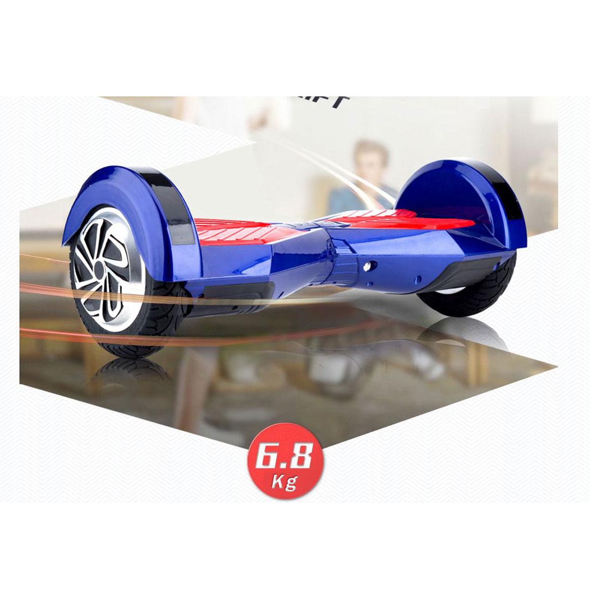 Xe điện cân bằng 2 bánh Weerda V400