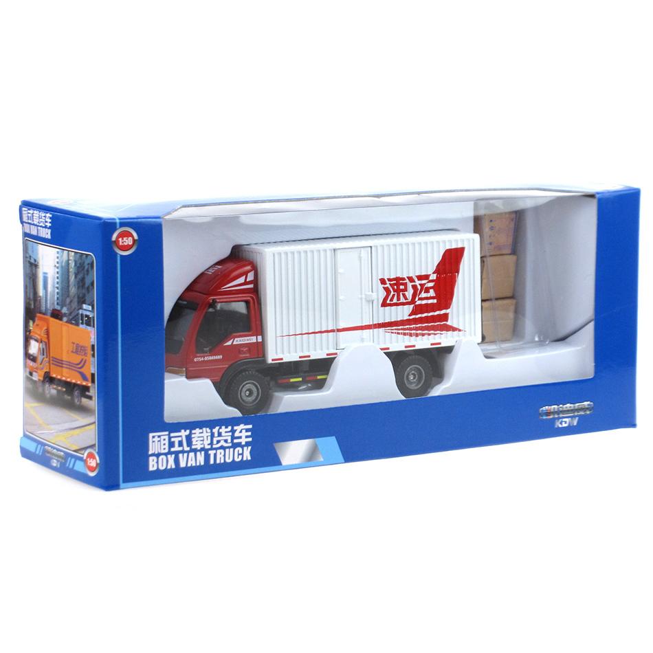 Xe Tải Mô Hình Chở Hàng Kaidiwei 620031