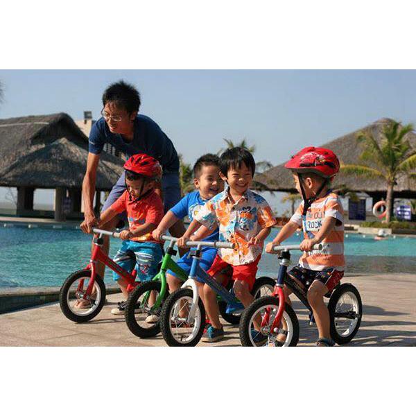 Xe Đạp Cân Bằng Cho Trẻ Từ 18 Tháng Đến 6 Tuổi Màu Xanh Dương