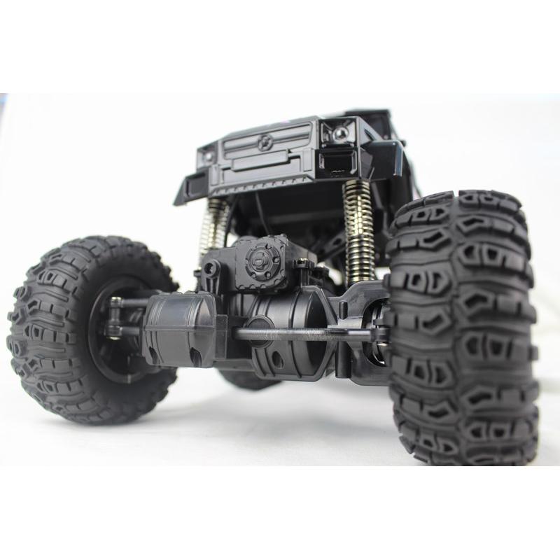 Xe Điều Khiển Địa Hình Rock Crawler P0801 6WD Chạy 6 bánh New 2017