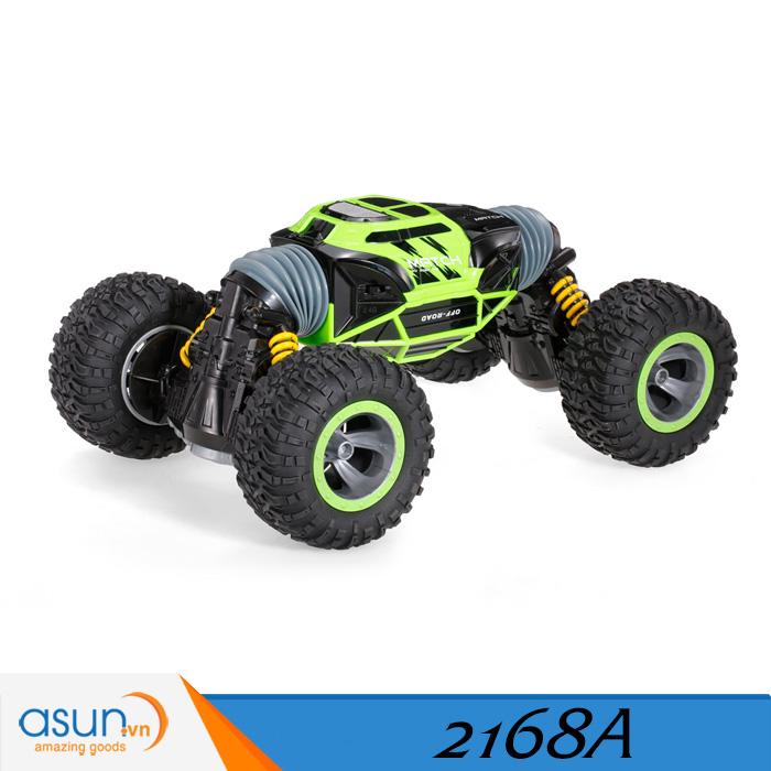 Xe Điều Khiển Địa Hình 4WD 2 Chế Độ Bánh Lớn Cực Khỏe 2168A