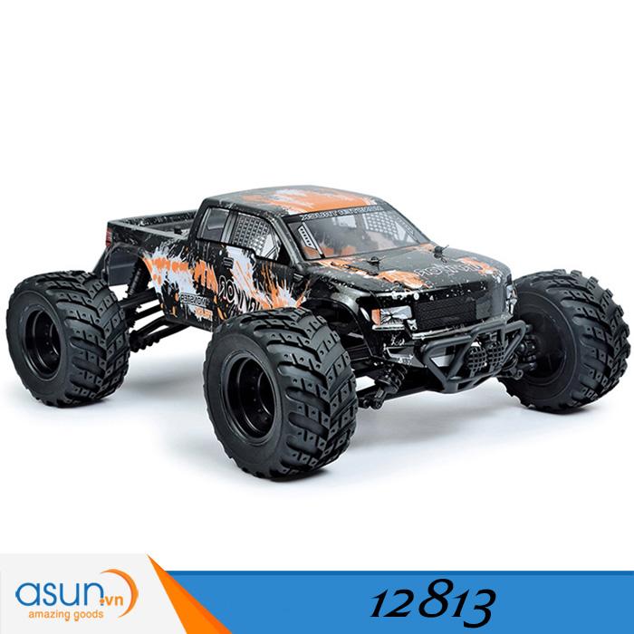 Xe Điều Khiển Từ Xa Monter Truck 12813 4WD 40Km tỉ lệ 1:12