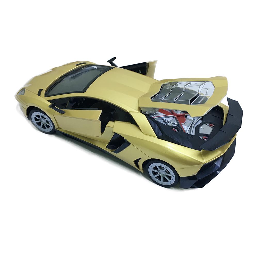 Xe Điều Khiển Đóng Mở Cửa Lamborghini Aventador 1814-6 Tỉ lệ 1:14