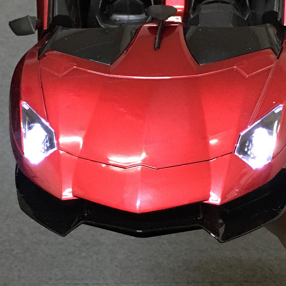 Xe điều khiển Từ Xa RC Lamborghini 8803E Đỏ