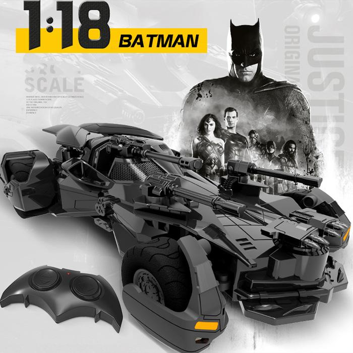 Xe Điều Khiển Từ Xa Người Dơi Batman