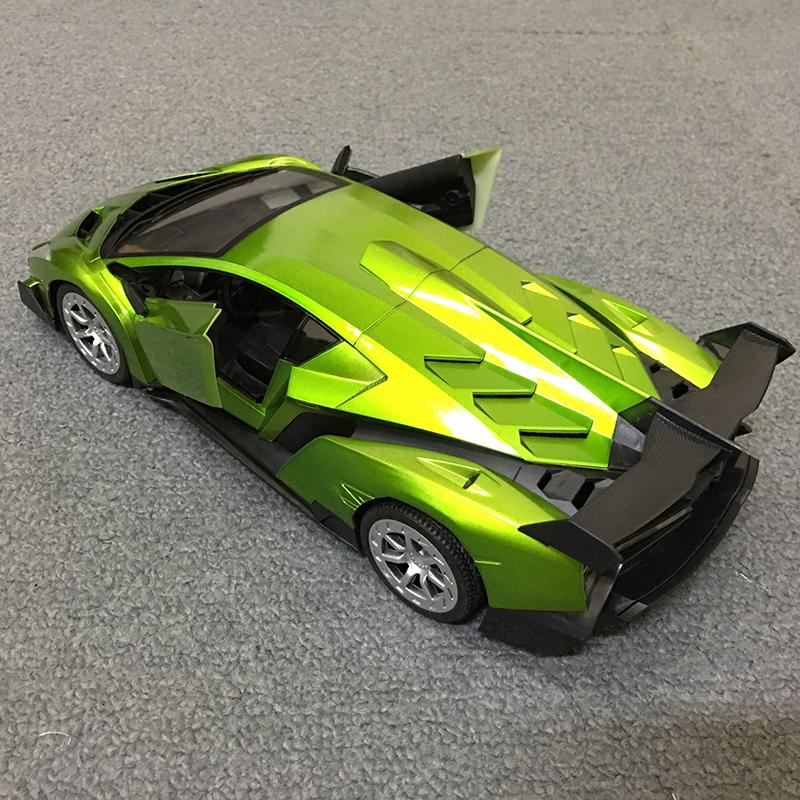 Xe Điều Khiển Đóng Mở Cửa Lamborghini 1814