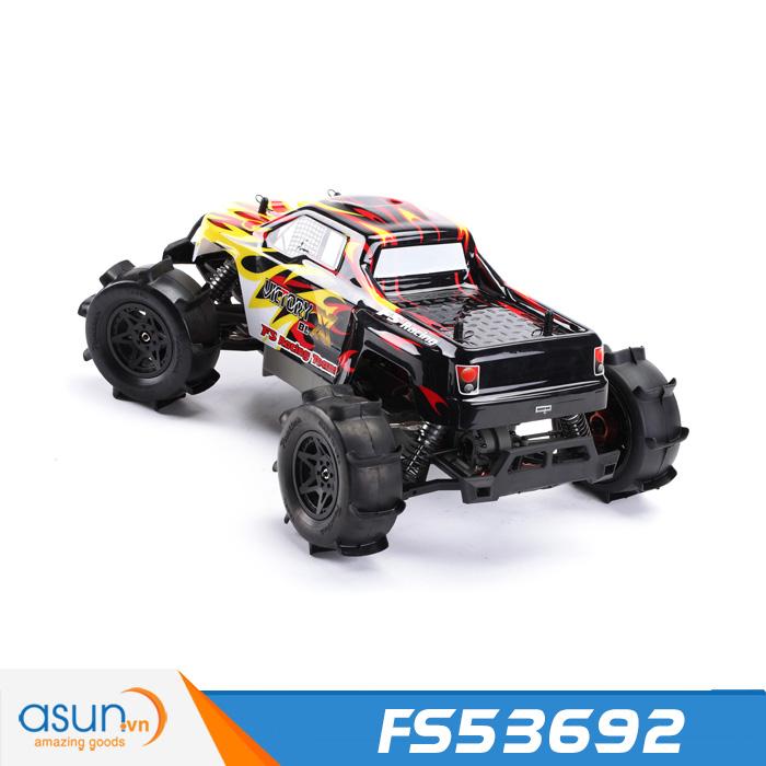 Xe Điều Khiển Từ Xa FS Racing FS-53692 4WD Brushless 95 km Chạy được trên nước