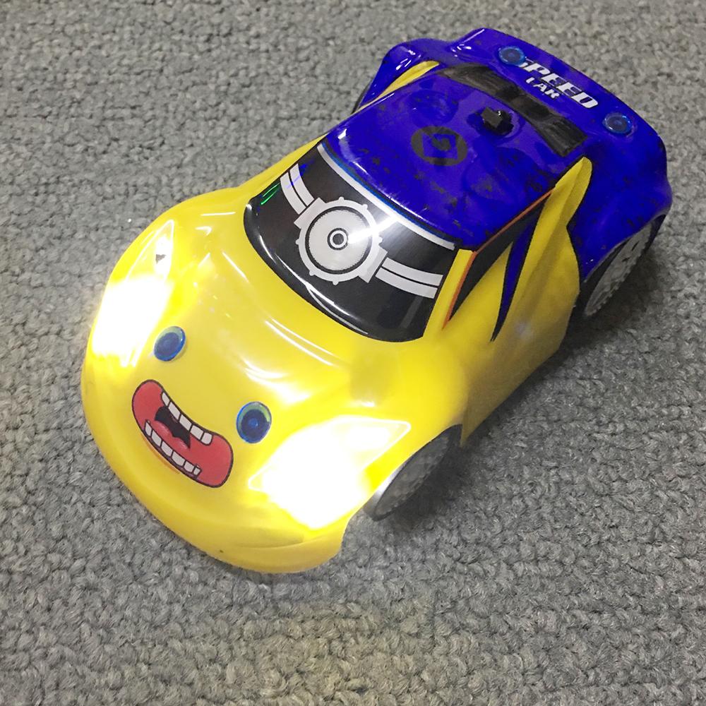 Xe Điều Khiển Leo Tường C20 Wall Racer Minion