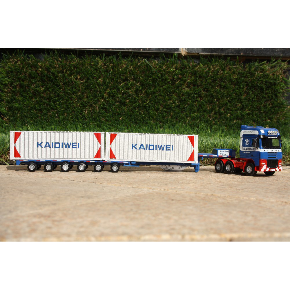 Xe Mô Hình Container Kaidiwei 625022