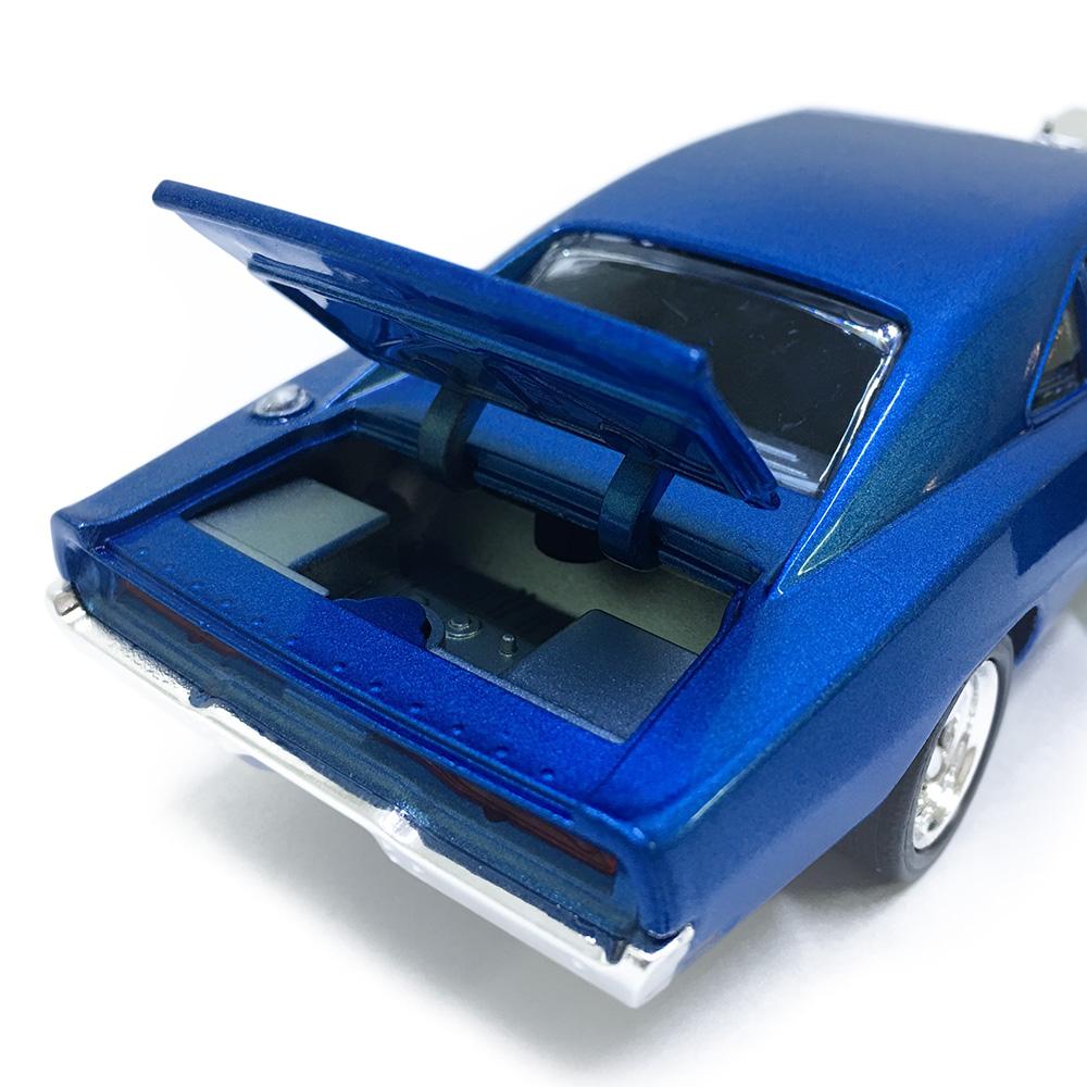 Xe Mô Hình Film Fast and Furious Chạy Dây Cót Dodge Charger 32011
