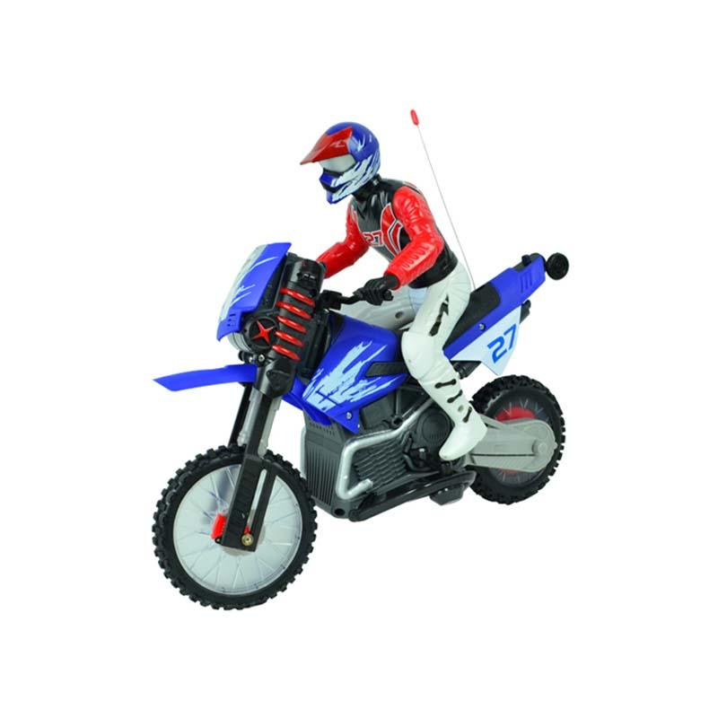 Xe Moto Điều Khiển Từ Xa Bốc Đầu HuqnQi 528