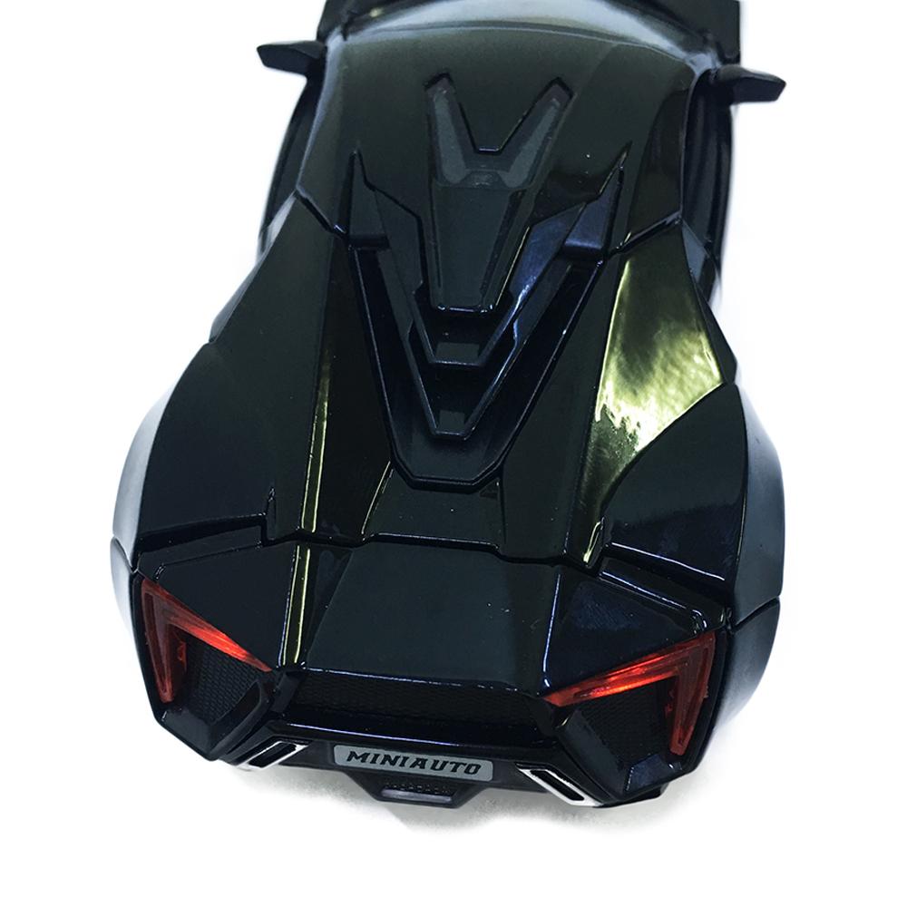 Xe Mô Hình Film Fast & Furious Bằng Sắt Chạy Dây Cót Lykan Hypersport 32013