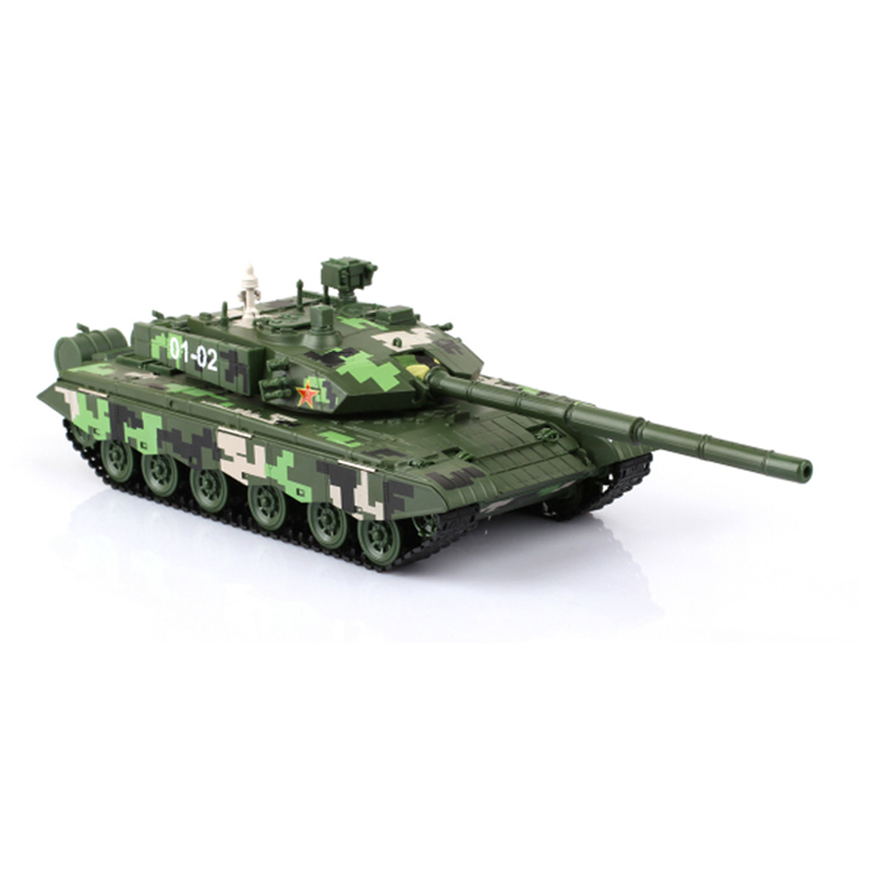 Xe Mô Hình Kadiwei Tank 01-02 T99