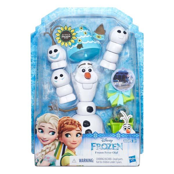 Búp Bê Người Tuyết Olaf Fever B5167 DISNEY PRINCESS
