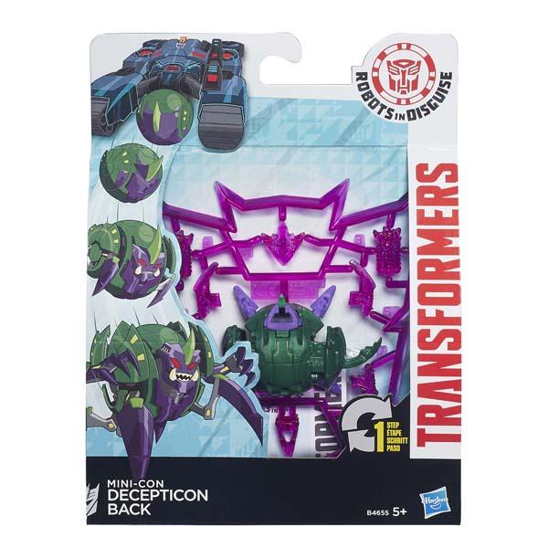 Đồ Chơi  Mô Hình Robot Vũ Khí MINICON DECEPTICON BACK Transformers