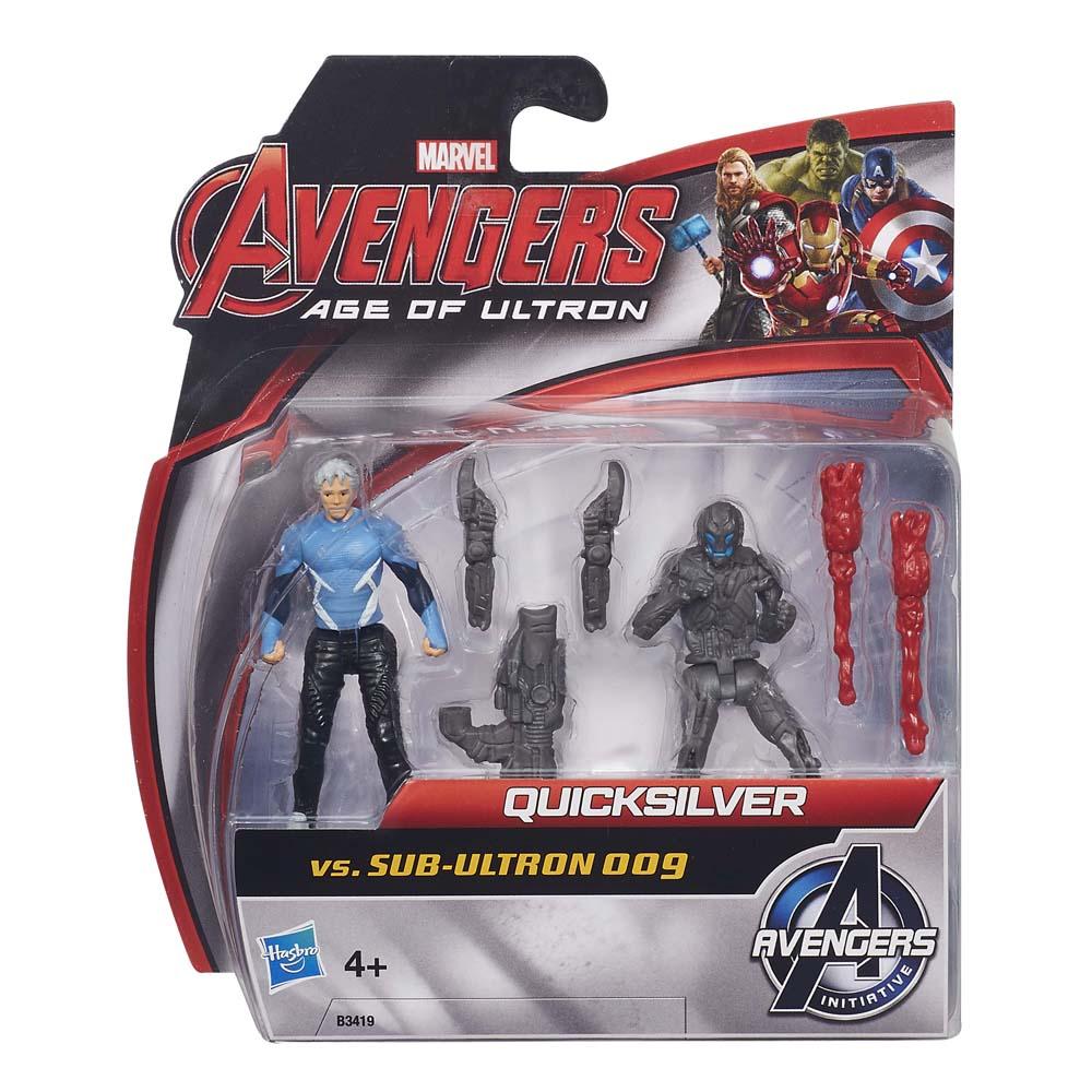 QuickSilver Và Sub Ultron 009 AVENGERS B3419-B0423