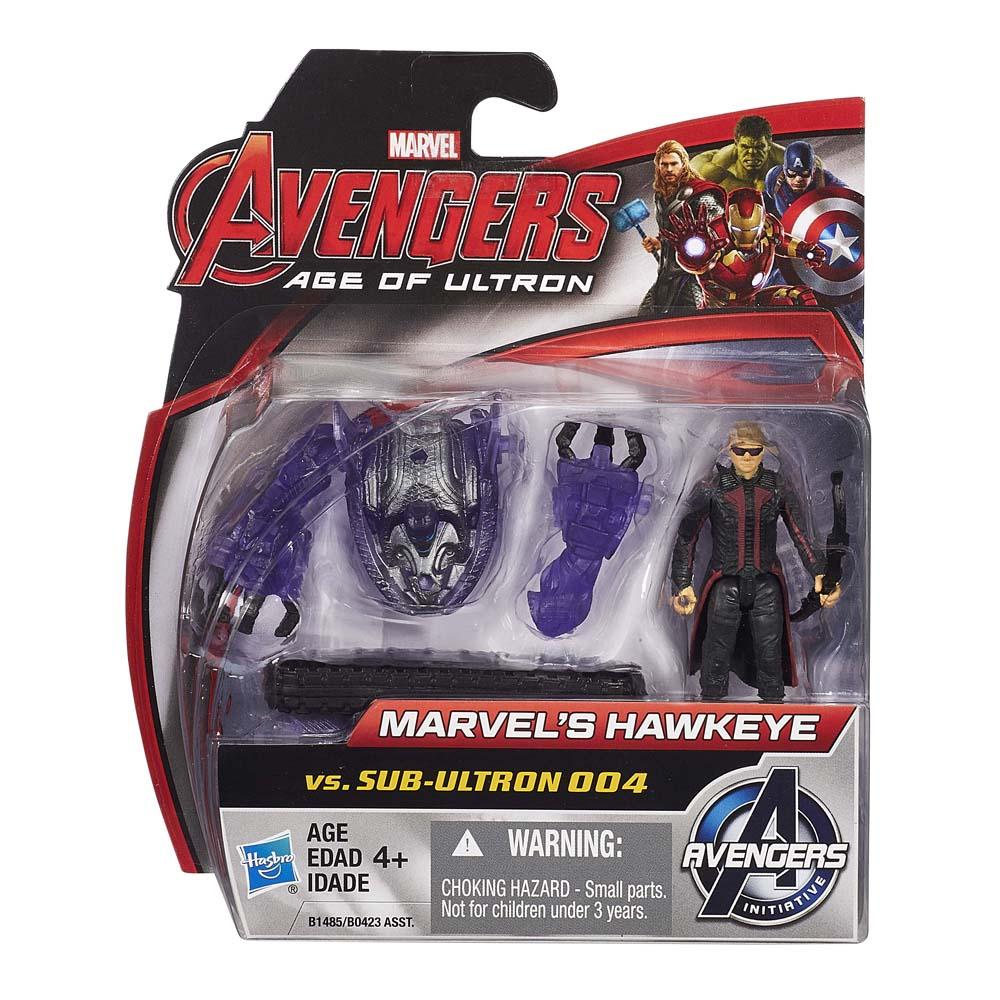 Mô Hình Hawkeye Và Sub Ultron 004 AVENGERS B1485-B0423