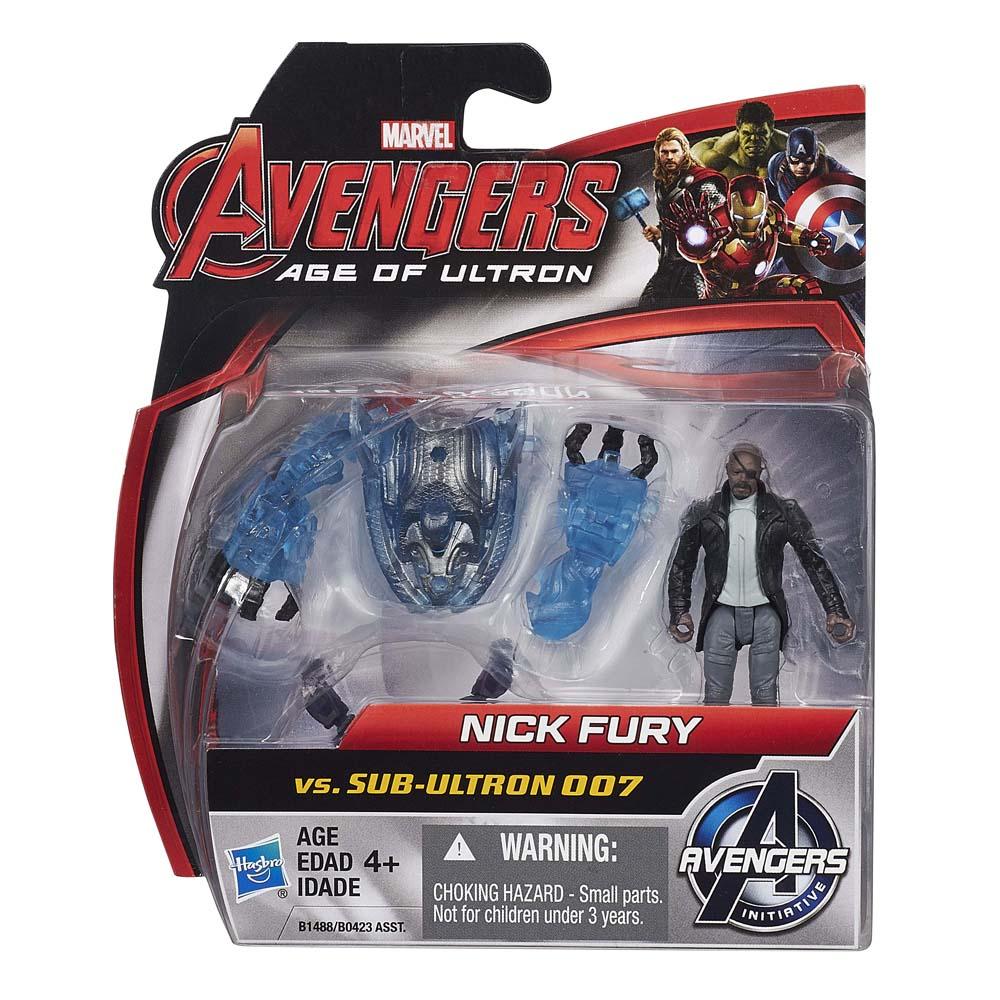 Mô Hình Nick Fury Và Sub Ultron 007 AVENGERS B1488-B0423