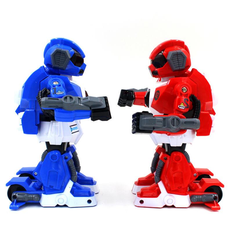 Robot Boxing Đánh Nhau Lắc Tay Cảm Ứng 333vs03