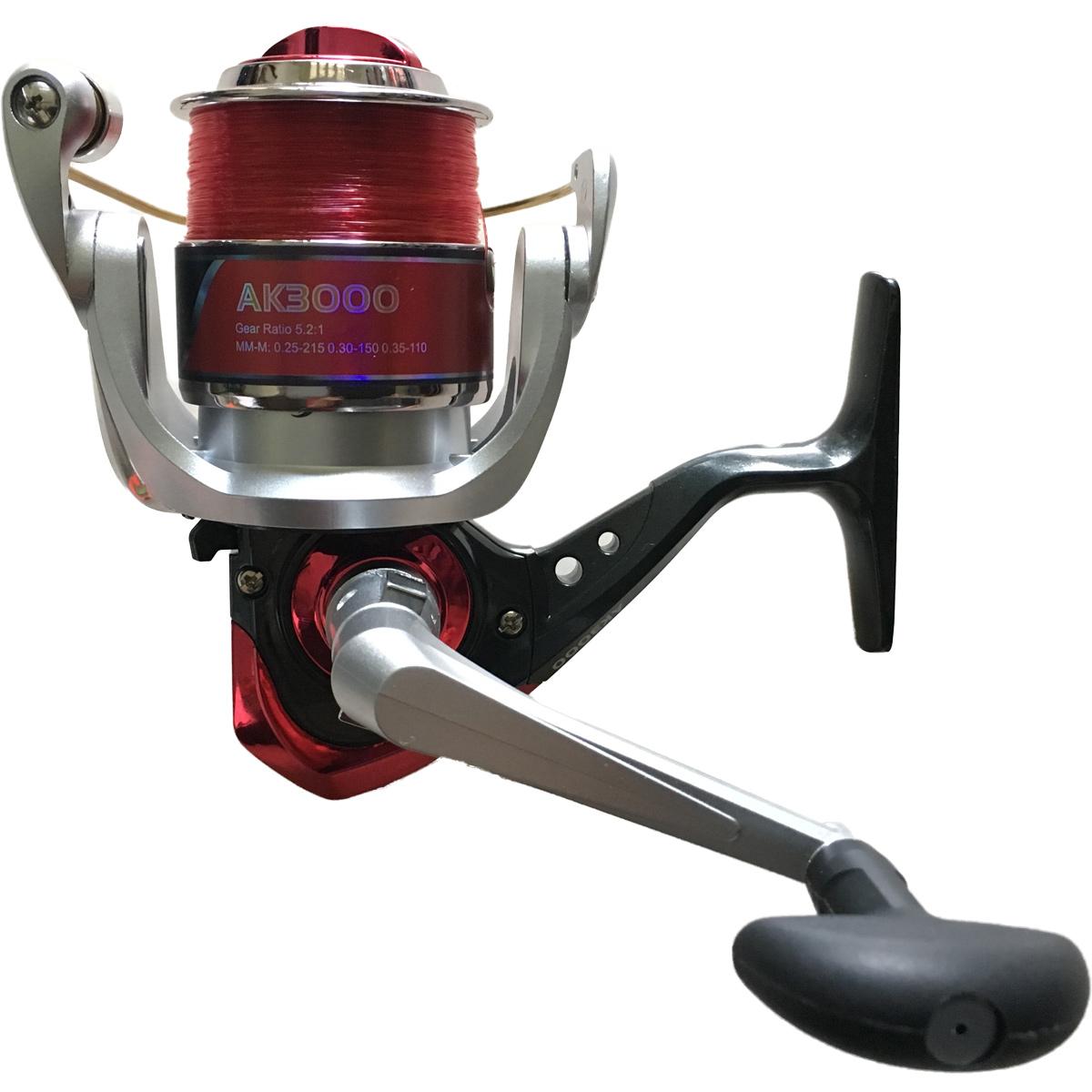 Máy Câu Happy Fish AK 3000 BH 1 Tháng