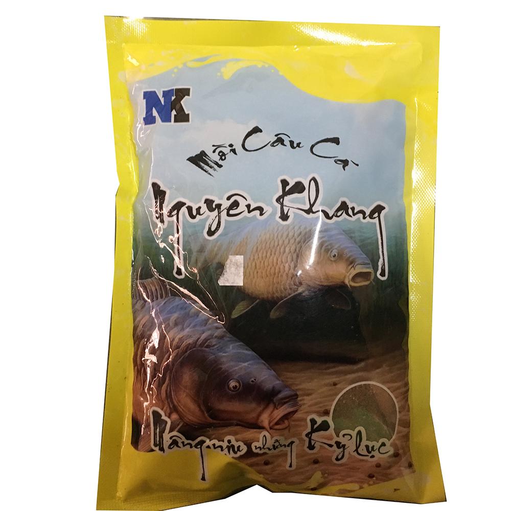 Mồi Cám Câu Cá Chép - Trắm - Trôi Nguyên Khang