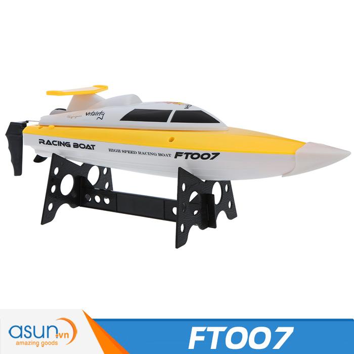 Tàu Đua Cano Điều Khiển Từ Xa FT007