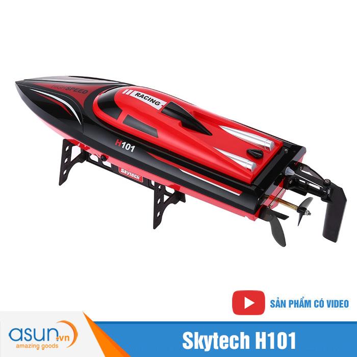 Tàu Cano Điều Khiển Từ Xa Tàu Skytech H101 Racing Boat