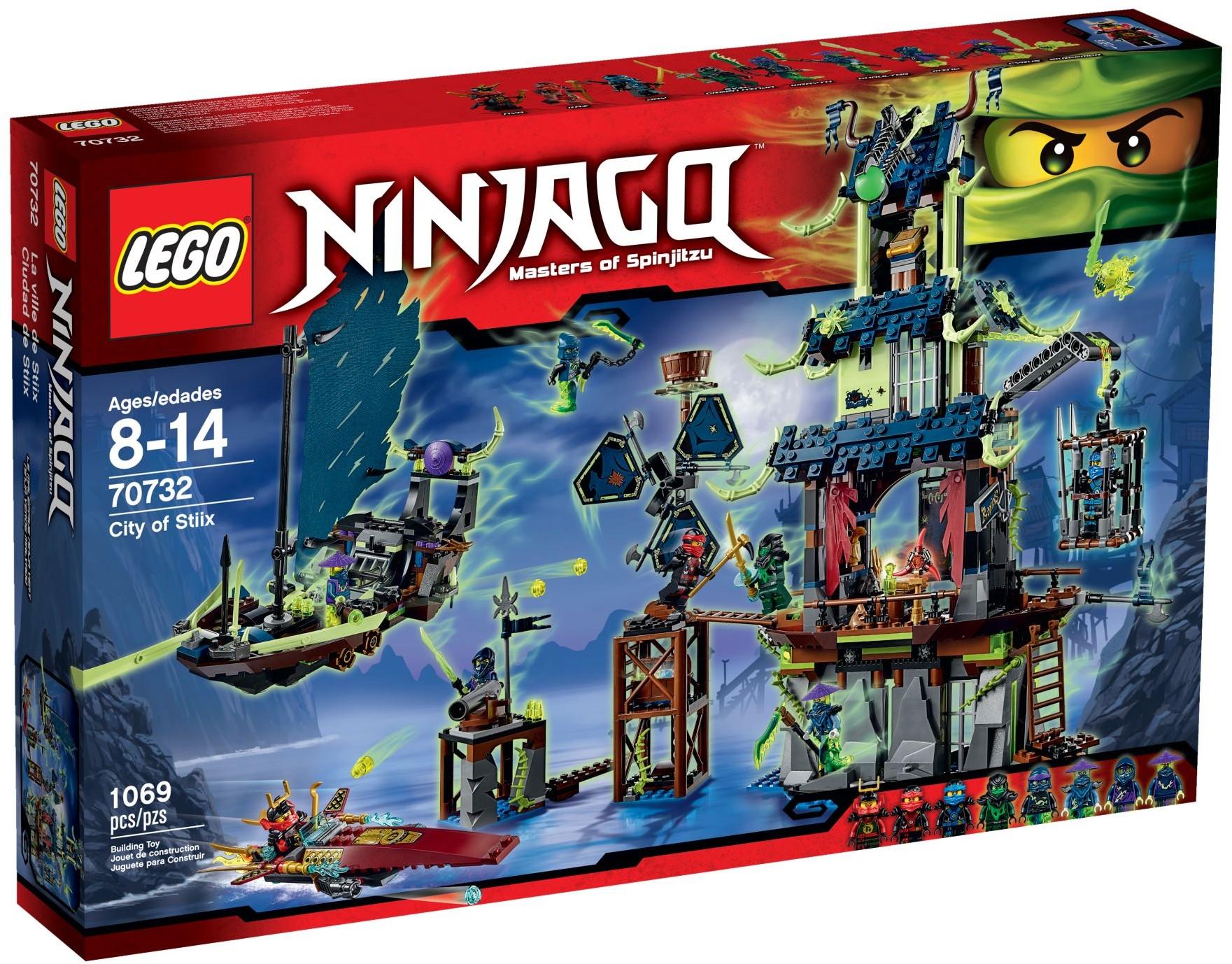 Đồ Chơi Xếp Hình Thành Phố Của Stiix Thương Hiệu LEGO