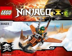 Đồ Chơi Xếp Hình - Mỏ Neo Phản Lực Thương Hiệu LEGO