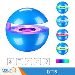 Loa Bluetooth Mini Speaker BT118 Blue