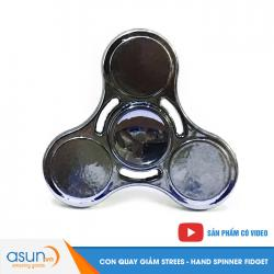 Con Quay Giảm Stress 3 Cánh Kim Loại Hand Spinner - Fidget Spinner