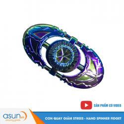 Con Quay Giảm Stress Rainbow 2 Cánh Cầu Vòng Hand Spinner - Fidget Spinner Hot 2017