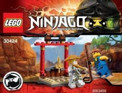 Đồ Chơi Xếp Hình - Lớp Dạy Võ WU-CRU Thương Hiệu LEGO