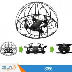 Máy Bay Điều Khiển Từ Xa Sky S166 Drone