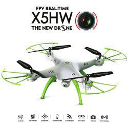 Máy Bay UFO Điều Khiển Syma X5HW Wifi FPV Quadcopter