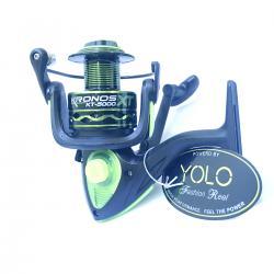 Máy Câu Cá Yolo Kronos XT 5000 Chính Hãng BH 3 Tháng