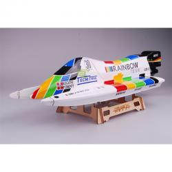 Tàu Cano Điều Kiển Ranbow F1 650EP Brushless