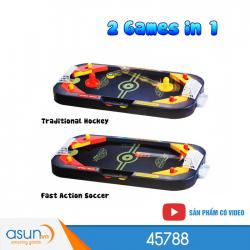 Trò Chơi Hockey Soccer 2 in 1 Tablet Game