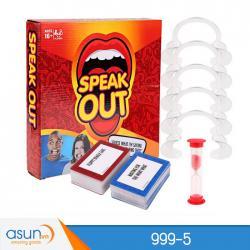 Trò Chơi Speak Out Challenge 999-5 Thách Thức Banh Miệng