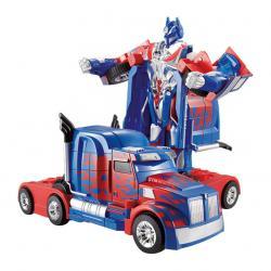 Xe Điều Khiển Robot Biến Hình TT669 Optimus Prime