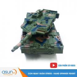 Xe Tank Điều Khiển Từ Xa Mini 8020 Độc Đáo Leopard 2A7